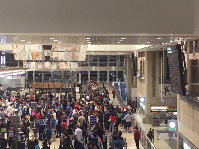 TSA LAX