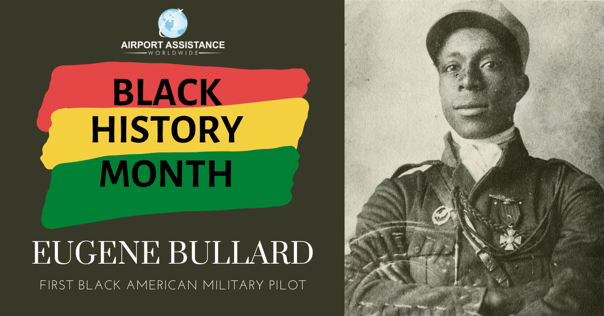 Black History Month:  Featuring Eugene Jacques Bullard