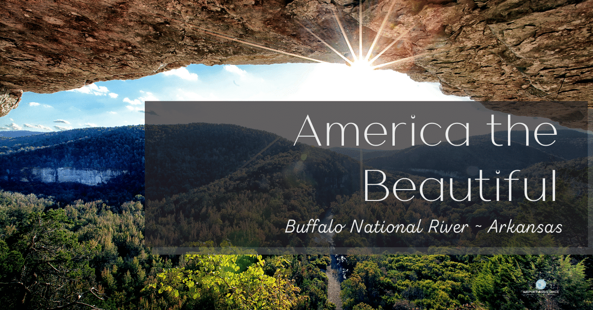 America the Beautiful: Buffalo National River – Arkansas