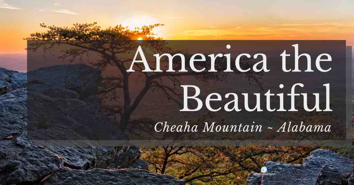 America the Beautiful: Cheaha State Park –  Alabama