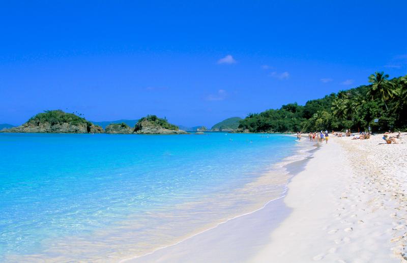 Welcome Back to the U.S. Virgin Islands